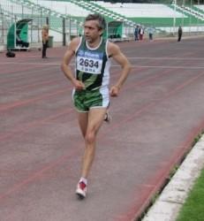 Христо Стефанов с лично постижение в Билбао