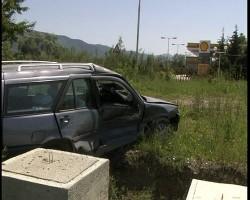 Катастрофа е станала в района на ПИК-а
