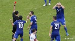 Полша - Гърция 1-1 на старта на Евро 2012