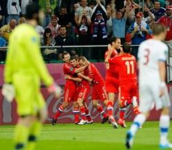 Русия разгроми Чехия 4-1
