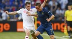 Евро 2012: Англия и Франция започнаха с тактическо реми