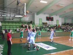 Кадетите на Балкан разгромиха Рилски спортист