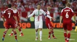 Евро 2012: Португалия измъкна 3-2 срещу Дания