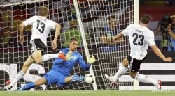 Евро 2012: Германия хландокръвно се разправи с Холандия
