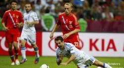 Евро 2012: Гърция излъга сборная и я прати вкъщи