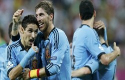 Евро 2012: Испания победи Хърватия с късен гол