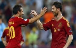 Евро 2012: Испания отстрани Франция