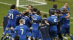 Евро 2012: Италия върна Англия у дома