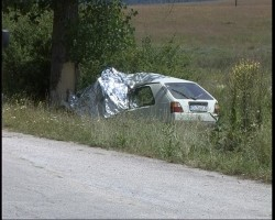 Загиналият при катастрофата е 17-годишен ученик от Врачеш