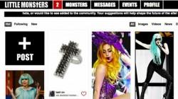 Лейди Гага стартира официално социалната си мрежа