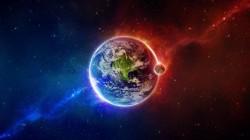 Температурата на Земята е била над 2000 градуса по Целзий