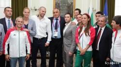Държавата раздава 1 310 000 лв на олимпийците ни