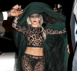 Зуека се сближи с Лейди Гага
