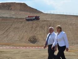 Филмират строителството на най-големите еко-проекти. Снимките започват от Ботевград
