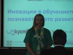 """Участие на учител от СОУ """"Христо Ясенов"""" на конференция в Бургас"""