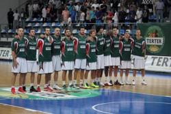 България победи Люксембург с 25 точки разлика