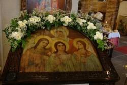 Почитаме Св. София, Вяра, Надежда и Любов