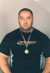 Марио Панчев шампион на България на лежанка