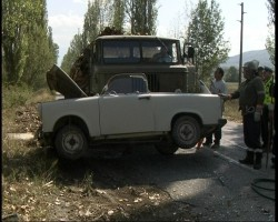 Отново катастрофа на литаковския път. Като по чудо – без жертви