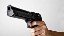 Изтрещял размахва пистолет срещу кортежа на Цветан Цветанов (снимки)