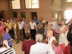 Потомци на финландски офицери, участвали в Руско-турската война, гостуваха на музея в Ботевград