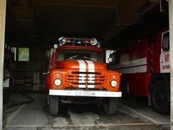 Жител  на гр. Етрополе  умишлено е предизвикал пожар в дома си