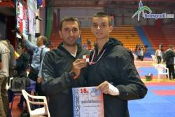 Владимир Далаклиев спечели златен медал на супер турнира в Загреб