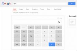 Google добавя функции в десктоп търсенето