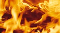 Самозапалил се ТИР блокира пътя Велико Търново - Русе