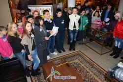 """Арт ателие към ОУ """"Н.Вапцаров"""" подреди трета изложба в музея"""