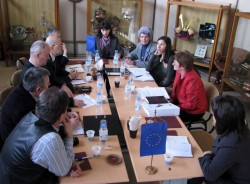 С работна среща започнаха дейностите по проект за историческото наследство в Правец и Ниш