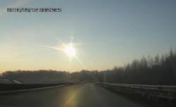 Метеорит падна в Русия, над 400 ранени