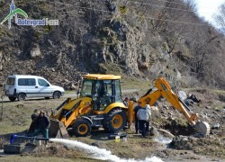 Водопровод между Врачеш и Ботевград аварира през изминалата нощ