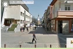 Ботевград вече е в Street View на Google
