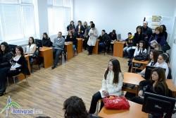 """24 ученици от ПГТМ """"Христо Ботев"""" участват в инициативата """"Мениджър за един ден"""""""