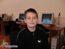 """Третокласник от ОУ """"Васил Левски"""" се класира за националния кръг на състезанието IT """"Знайко"""""""