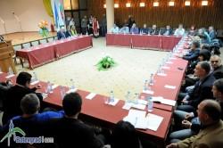 Представители на ГЕРБ от Софийска област проведоха работна среща в Ботевград