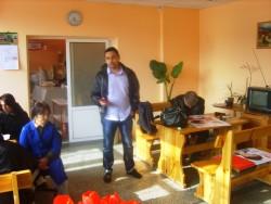 Кандидат-депутати от КБ на среща с хората в общината