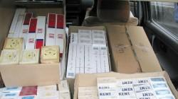 Иззеха контрабандни цигари при спецакция в Правец и Ботевград
