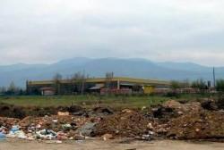 Криминалисти разследват кражба от керамичния завод