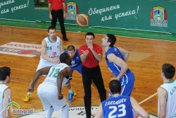 Балкан победи Левски за втори път и прати серията в пети мач