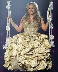 """И Марая Кери напуска """"American Idol"""""""