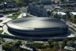 Лукойл ще строи зала в Правец с  6000 места