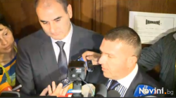 Повдигнаха обвинение на Цветан Цветанов