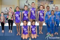 Отлично представяне на акробатките на държавния шампионат в Сливен