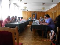 Днес имаше извънредна сесия на Общинския съвет