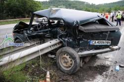 Автобус на Юнион Ивкони се блъсна в автомобил на Автомагистрали