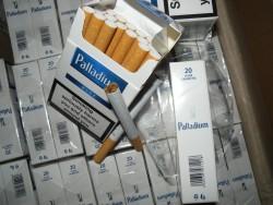 Контрабандни цигари са иззети от 40-годишен