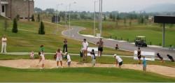 Безплатно обучение по голф за деца