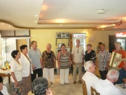 Пенсионери от Трудовец гостуваха на своите връстници от Долна баня